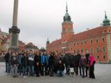 Wycieczka do Warszawy 2016